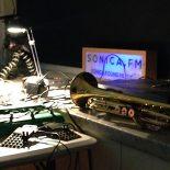 Sonica FM at Usurp Art