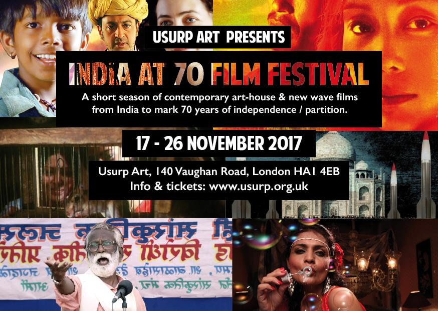INDIA AT 70 FILM FESTIVAL