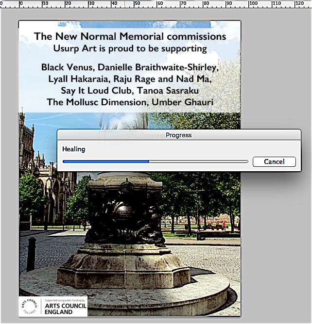 The New Normal Memorial