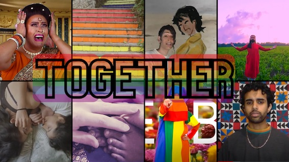 South Asian LGBTQIA+ movie night 'Together'