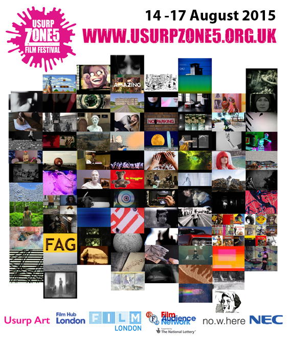 Eclectic Cuts – Usurp Zone5 Film Exhibition
