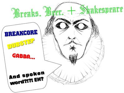 Breaks Beer + Shakespeare II