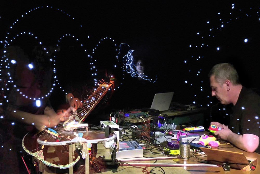 The Conspirators of Pleasure at Clandestino Festival June 2014