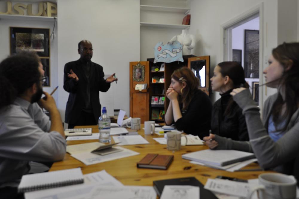 Usurp Art Professional Development Workshop
