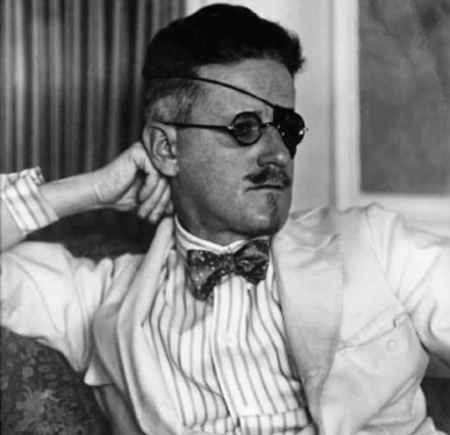 Usurp Meets James Joyce