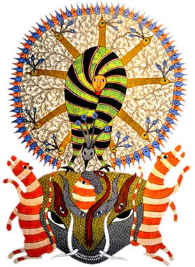 Indigenous Art Techniques from India
