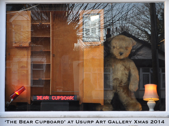 The Bear Cupboard