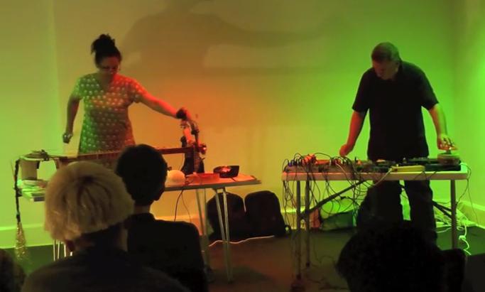 Optophonic Festival, Sheffield