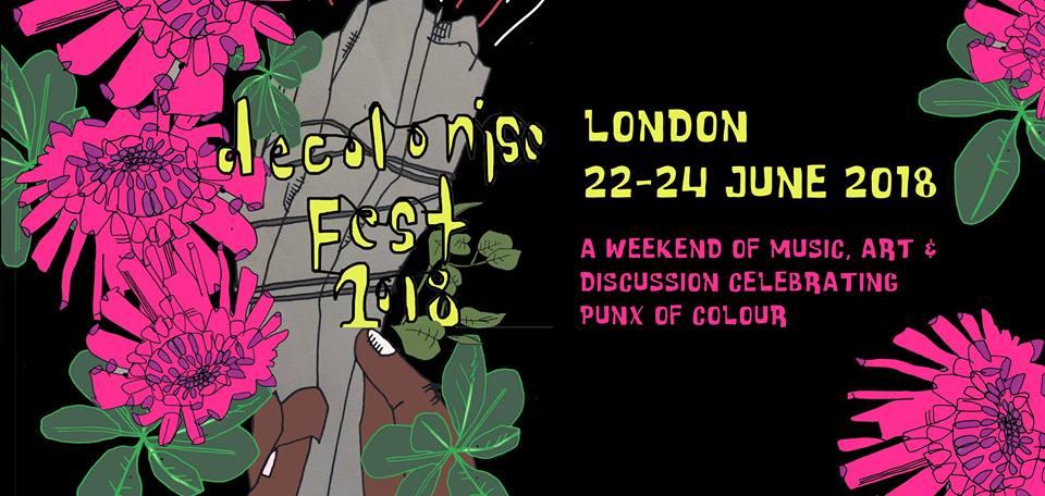 Decolonise Festival 2018