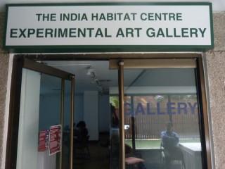 Usurp Art at the India Habitat Centre, New Delhi India