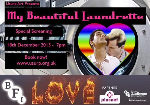 Usurp Love – BFI Love Festival