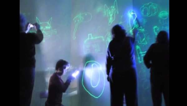 """The Origin of Painting"" Luminous NRC Workshops"